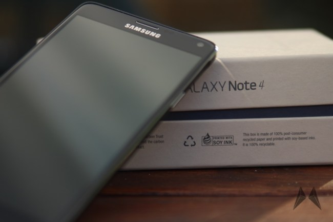 Samsung Galaxy Note 4 IMG_3405