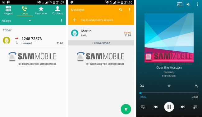 android l galaxy s5 anwendungen