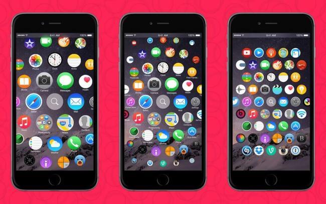 iOS Konzept Apple Watch