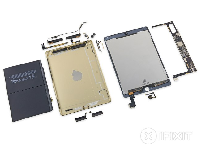 iPad Air 2 Teardown_960