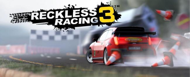 reckless racing 3 header