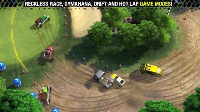 reckless racing 3 screenshot