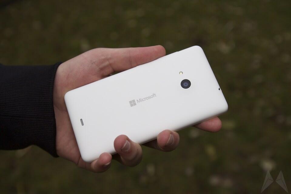 Lumia 535 für 90 Euro bei Aldi Nord