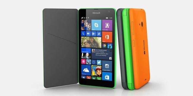 Microsoft Lumia 535 Hülle