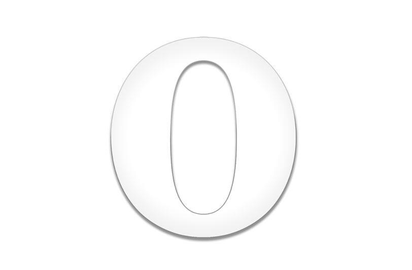 Opera Mini Logo Header