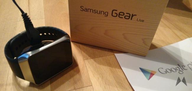 Samsung Gear Live DOA Dead on Arrival