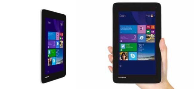 Toshiba Encore Mini Winodws Tablet