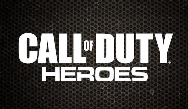 call of duty heroes