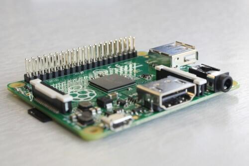 raspberry pi modell a plus