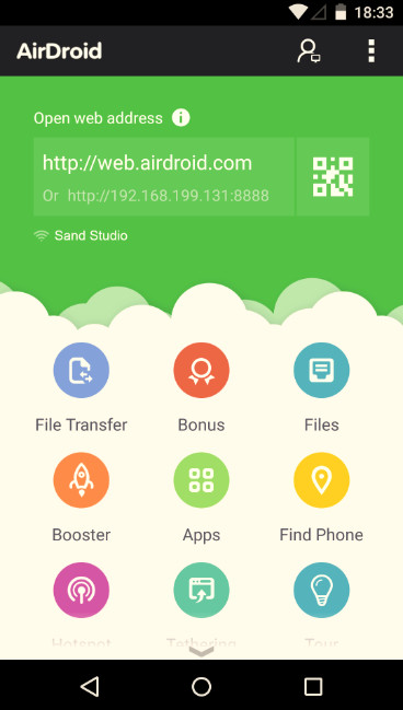 Airdroid 3 Smartphone_650