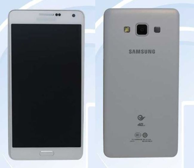 Galaxy A7 TENAA