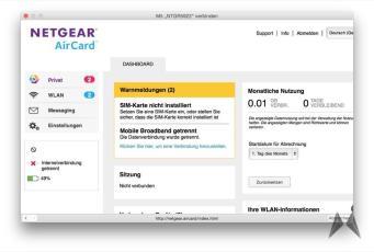 Netgear AirCard 785S 2014-12-22 um 17.05.06