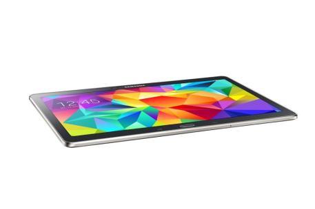 Samsung GALAXY Tab S 10.5 Wi-Fi_(SM-T800N)_charcoal-gray_315_liegend