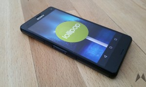 Xperia Z3 Compact Android Lollipop 20141230_104642