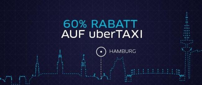 uber taxi rabatt