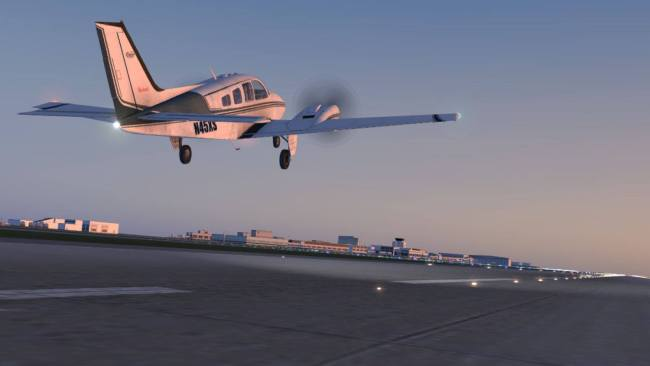 X Plane 10 Mobile – Casa