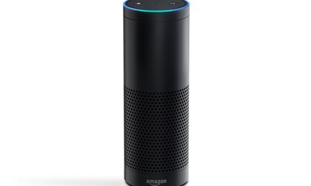 Amazon Echo Header