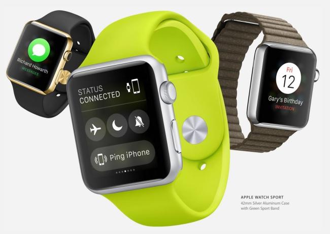 Apple Watch Einstellungen