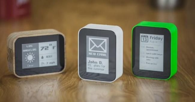 DISPLIO - WiFi display that tracks what's important to you by Draugiem Group — Kickstarter - Google Chrome 2015-01-23 10.54.21
