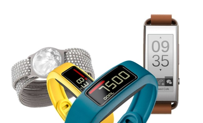 Fitness Tracker CES 2015
