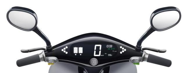 Gogoro Smartscooter Display