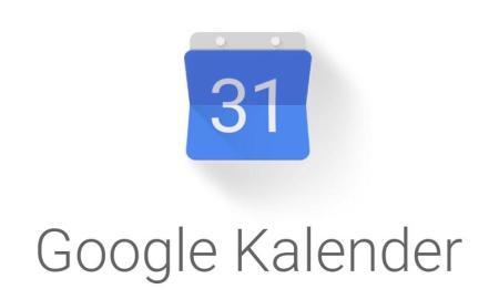 Google Kalender Header