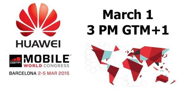 Huawei MWC 2015