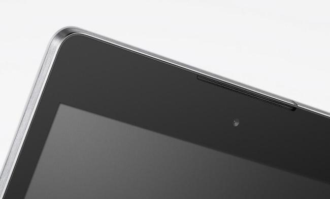 Nexus  9 Lautsprecher