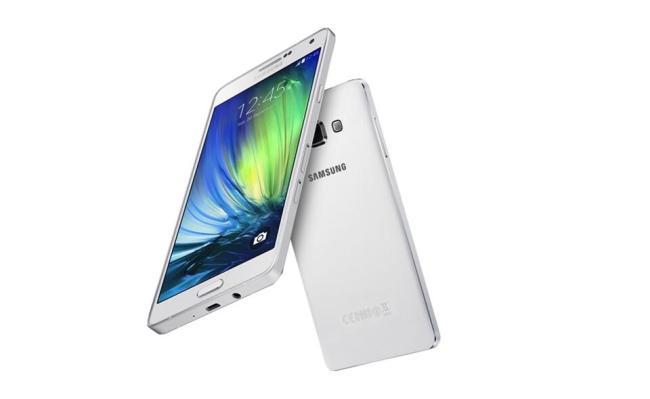 Samsung Galaxy A7 Header