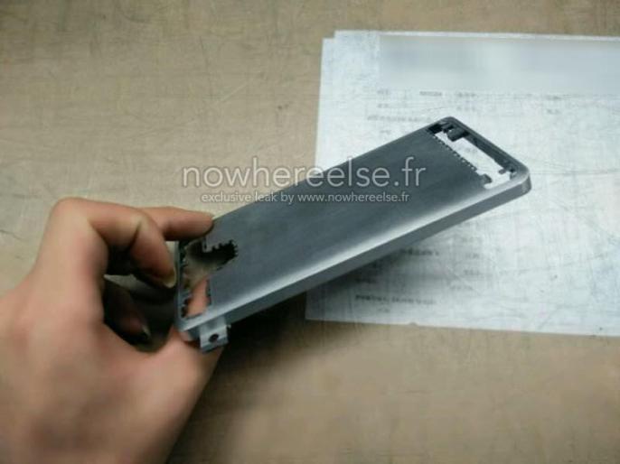 Samsung Galaxy S6 Metal-Body Leak 01