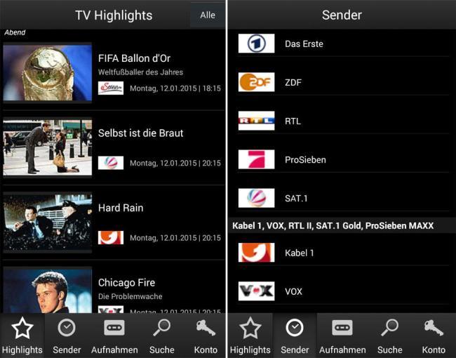 Save.TV App