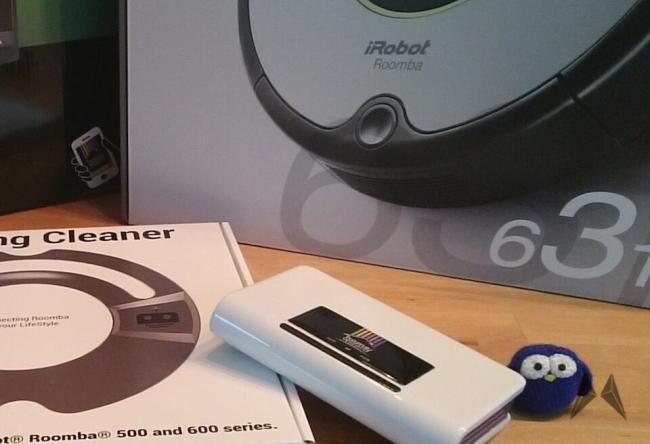 Thinking Cleaner HomeWizard iRobot Roomba Header