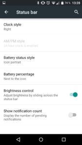 Xperia Z3 Compact CyanogenMod CM12 Nightly 2015-01-26 12.28.15