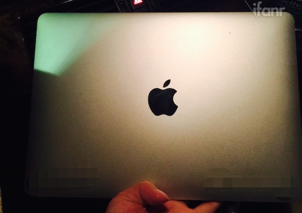 apple logo unbeleuchtet