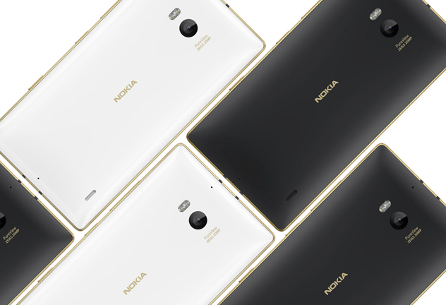 Lumia 830 & 930 Gold