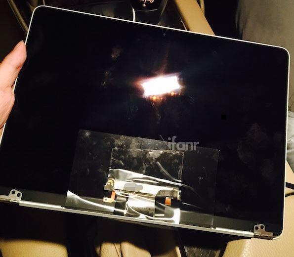 macbook display randlos