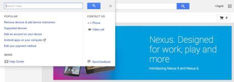 Google Hangouts Support 01
