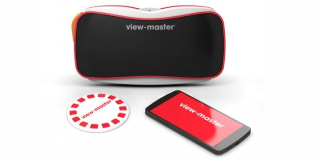Google Mattel View-Master