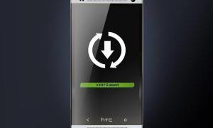 HTC One M7 Lollipop Update