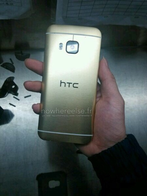 HTC-One-M9-2015-Coque-Or-01