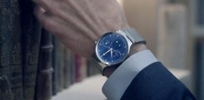 Huawei Watch Video