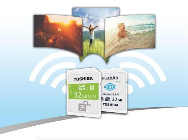 SD Karte mit NFC