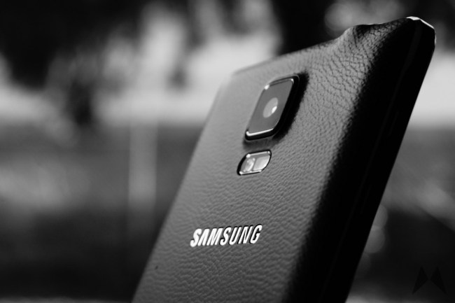 Samsung Galaxy Note Kamera Header