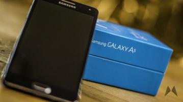 Samsung Galaxy A3 und Samsung Galaxy A5 005