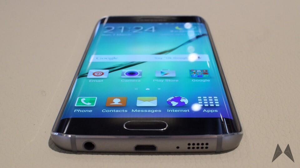 Samsung Galaxy S7 und Galaxy Note 5: Flexible Displays sind die Zukunft