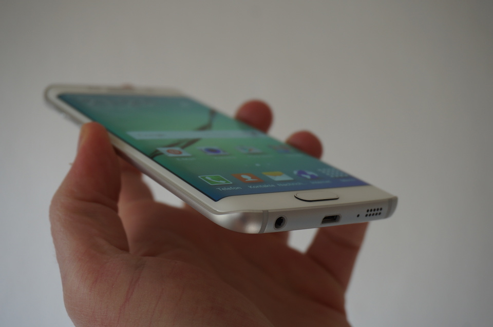 Samsung Galaxy S6 Edge Unboxing6