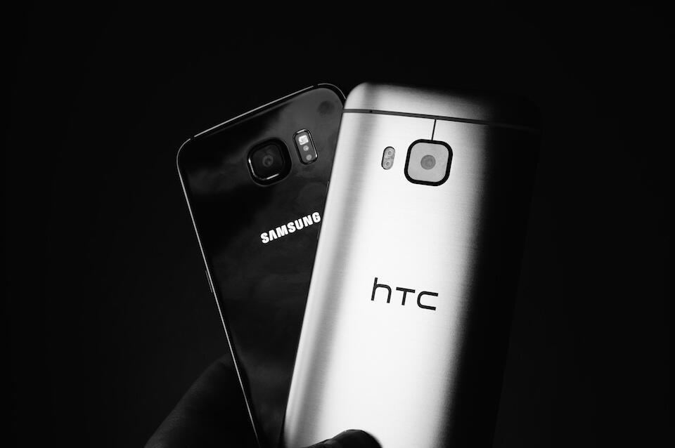 """HTC lässt One M9 im """"blind test"""" gegen Samsung und Apple antreten"""