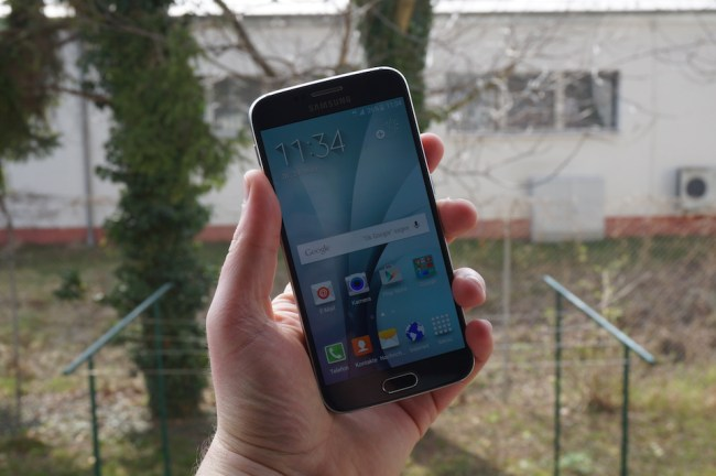 Samsung Galaxy S6 Unboxing11