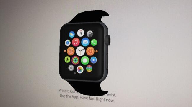 apple watch ar