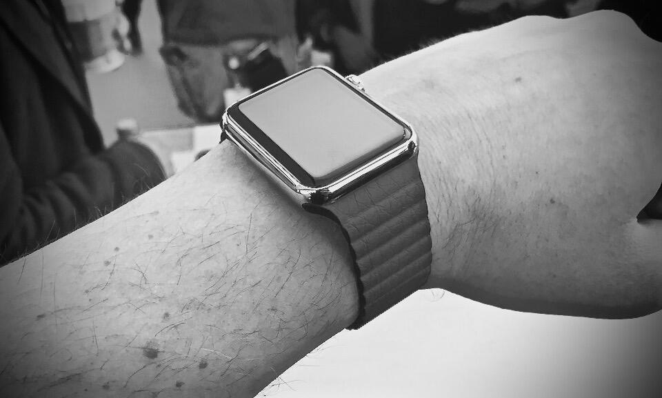 Apple Watch Header